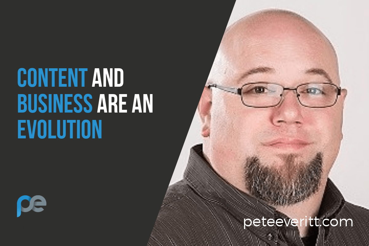 017 – Content and Business are an Evolution