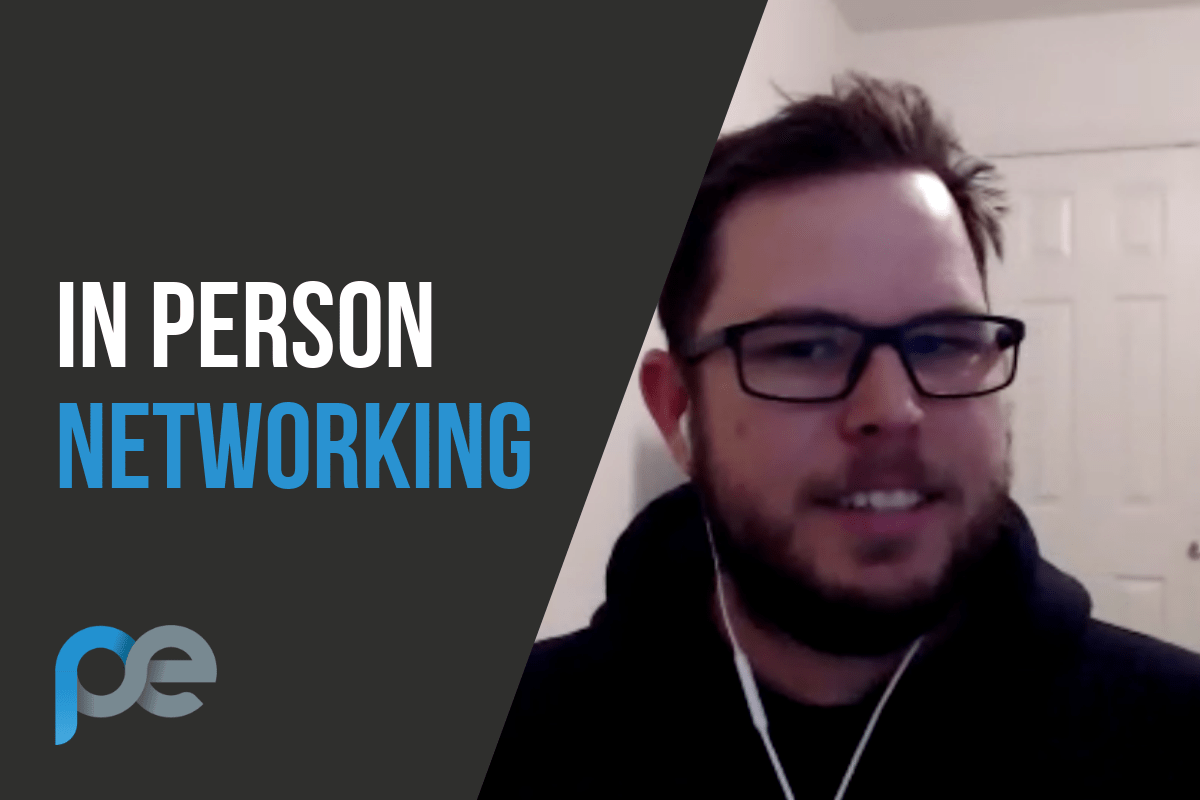 025 – In Person Networking