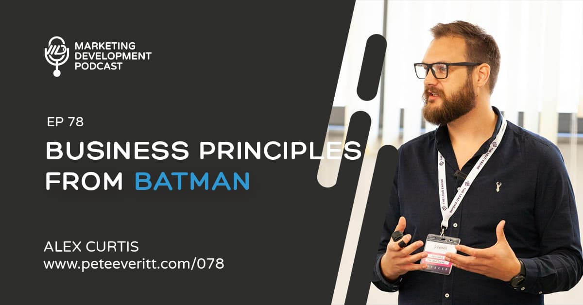 078 – Principles of Business from Batman