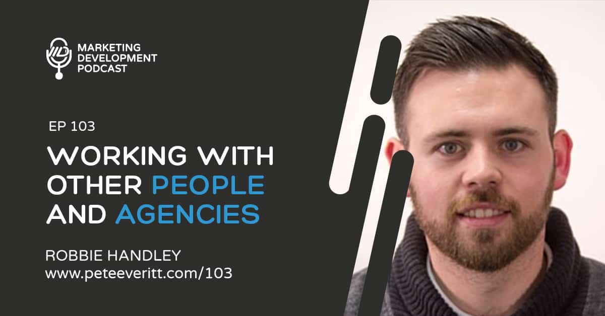 103 – Working with other people and agencies